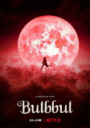 Bulbbul 2020 WEBRip 300Mb Hindi Movie Download 480p