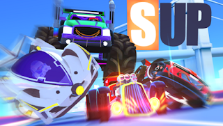 Download Game SUP Multiplayer Racing