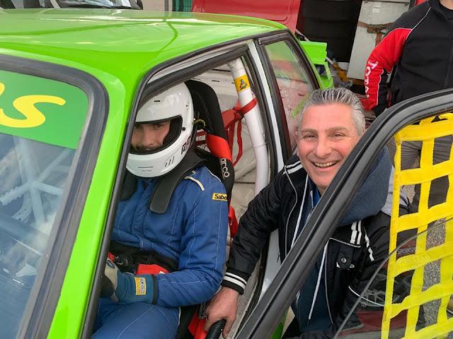 Οδηγός αθλητής από την Αργολίδα συμμετέχει στην Ανάβαση της Ριτσώνας