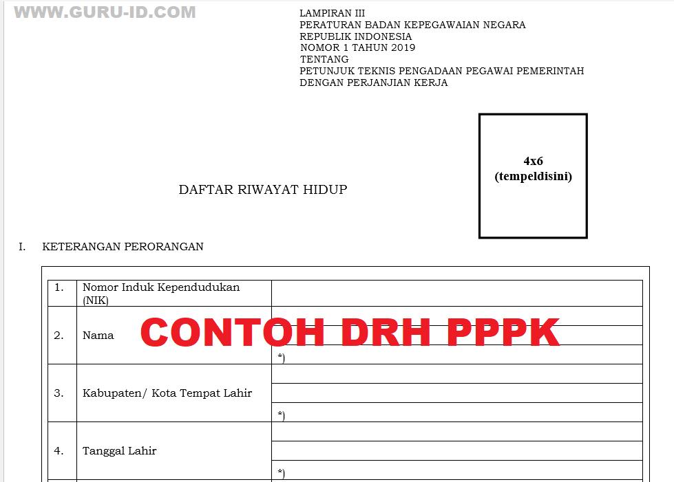 drh pppk guru 2021