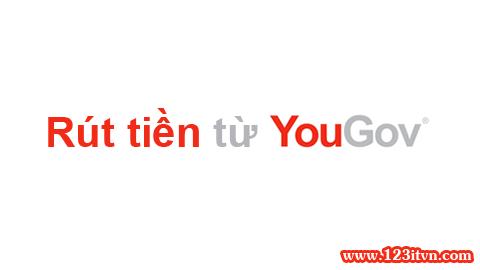 Rút tiền từ YouGov