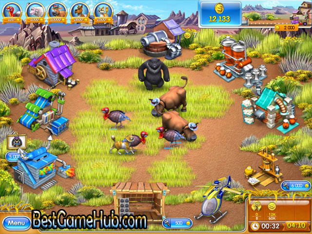Farm Frenzy 3 PC Repack Game Free Download