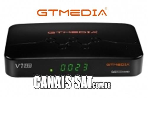 Freesat GTMedia V7 Pro Atualização - 04/09/2020