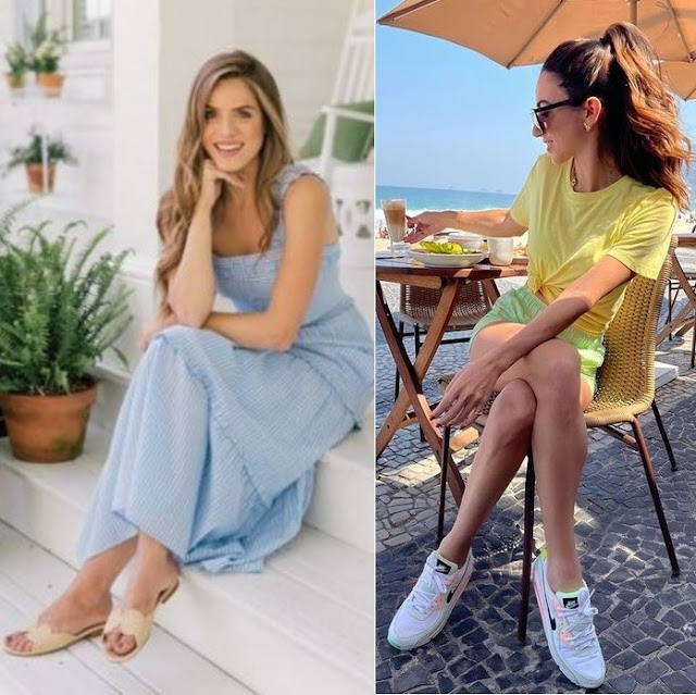 Tendências Primavera Verão 2021 - 2022 , Julia Berolzheimer, Luiza Sobral