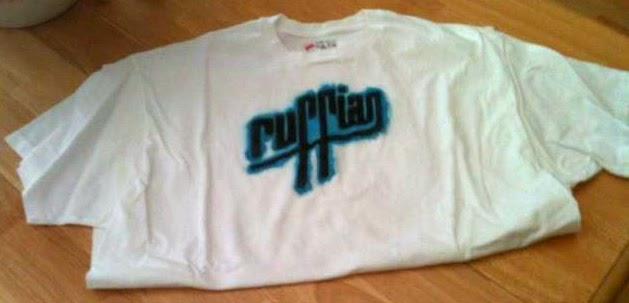 Ruffian t-shirt
