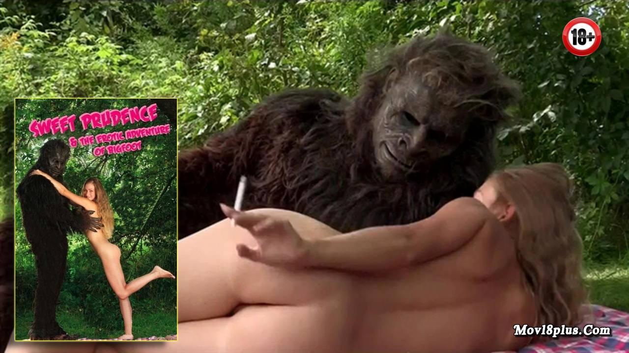 Sweet Prudence and the Erotic Adventure of Bigfoot 18+ Erotic Online