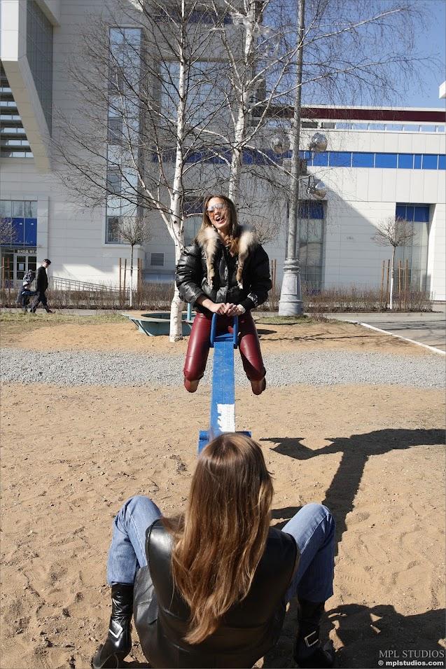 [MPLStudios] Svetlana & Lilya - Postcard From MoscowReal Street Angels