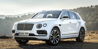 2019 Bentley Bentayga Moteur, concept, prix et date de sortie