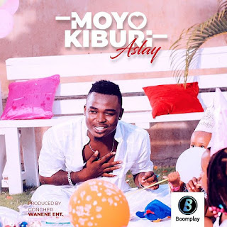 New Audio : Aslay - Moyo subili