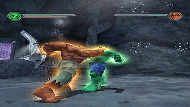 تحميل لعبه الرجل الاخضر Hulk