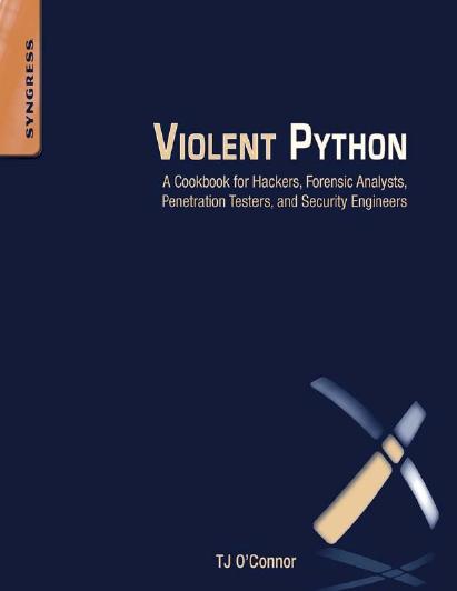 Violent Python. Syngress