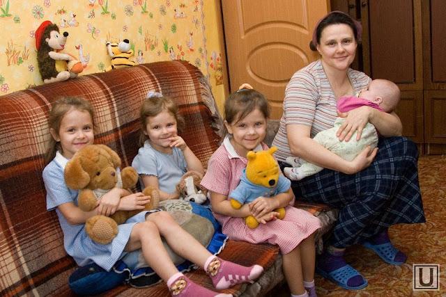 Когда казахстанец узнал о бедственном положении одной многодетной семьи, то просто помог. Купил им квартиру!