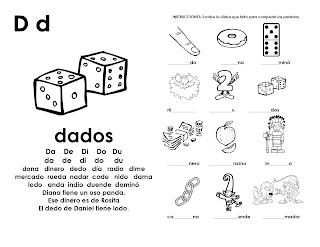 Fichas de lectoescritura gratis para niños