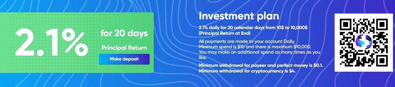 Инвестиционные планы Definitely Finance