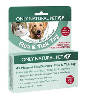 Only Natural Pet Flea & Tick Tag