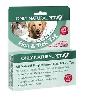 Only Natural Pet Flea & Tick Tag