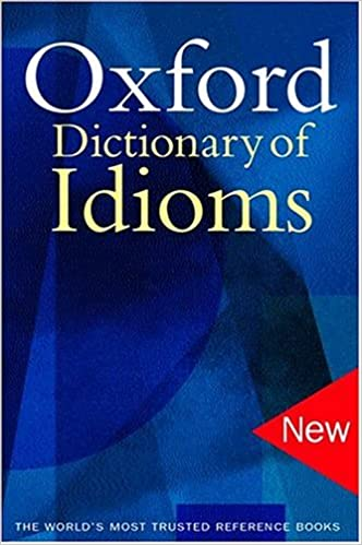 Oxford Dictionary of Idioms ebook