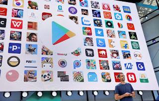 جوجل تطبيق أندرويد