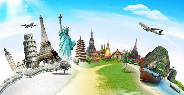 persiapan perjalanan ke luar negeri
