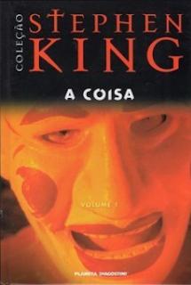 A Coisa - vol 1 - Stephen King