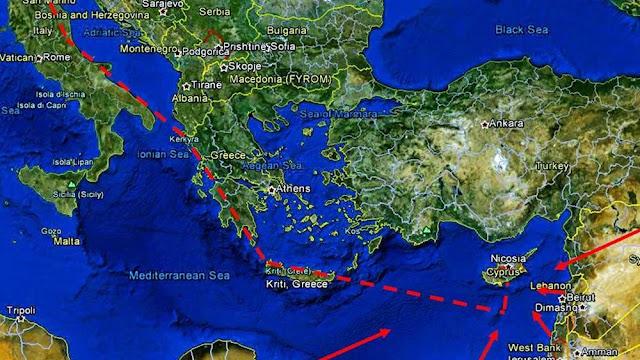 Γιατί ο EastMed είναι στρατηγικός αγωγός και για τη Γαλλία