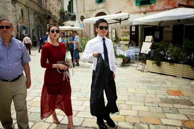 Utada Hikaru Francesco Red Carpet Wedding: Hi...
