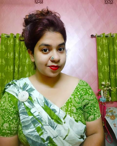 Huge Tits Bengali Boudi Selfie