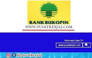 Lowongan Kerja Daerah Cirebon Bank Bukopin Desember 2020