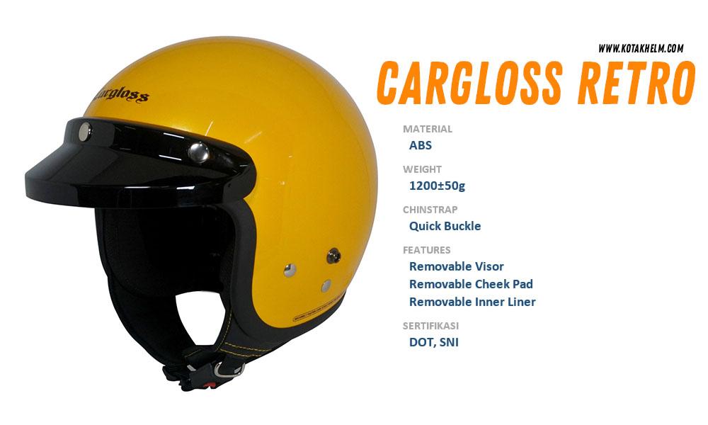 Cargloss Retro Exotic Yellow
