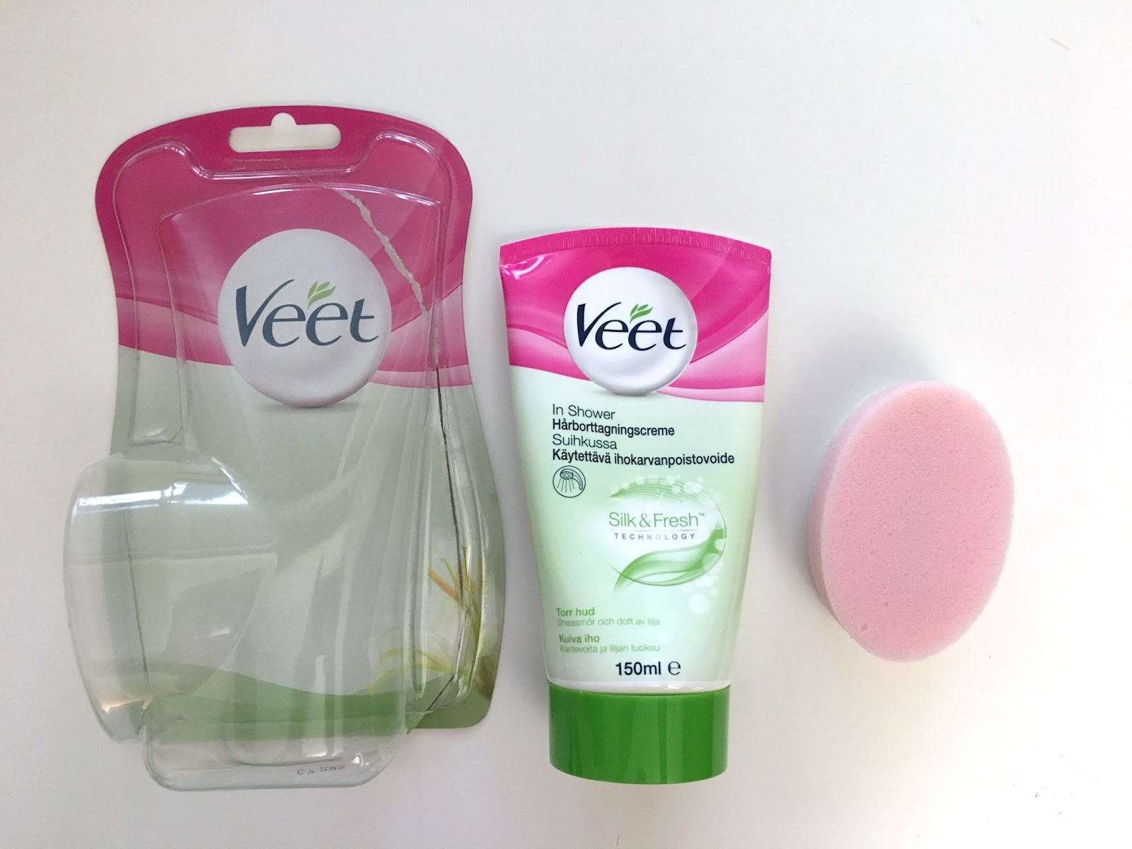 Skincare Notebook Veet In Shower Hair Removal Cream Legs Body Dry Skin 150 Ml Review
