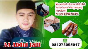 Pengobatan Alat Vital Palembang 081273095917