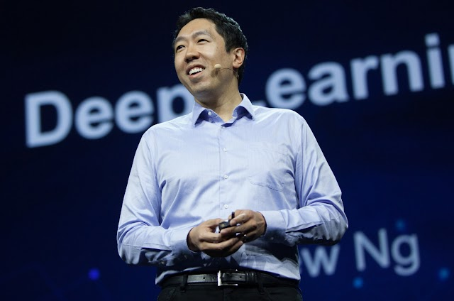 What is the achievement of Andrew Ng?