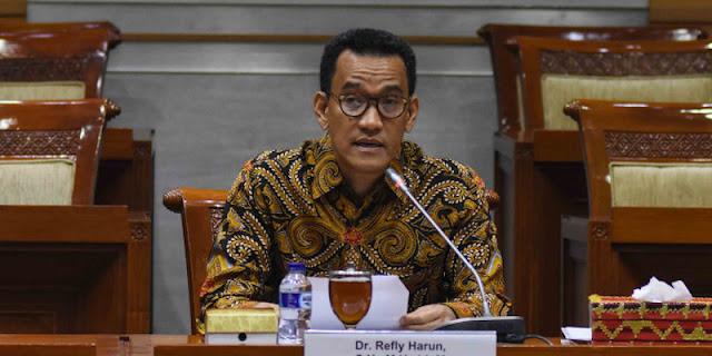 Refly Harun Kampanye Tolak 3 Periode Dan Jokpro