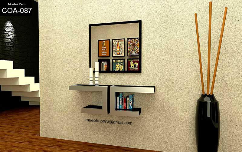 Mueble peru modernas consolas - Muebles para consolas ...