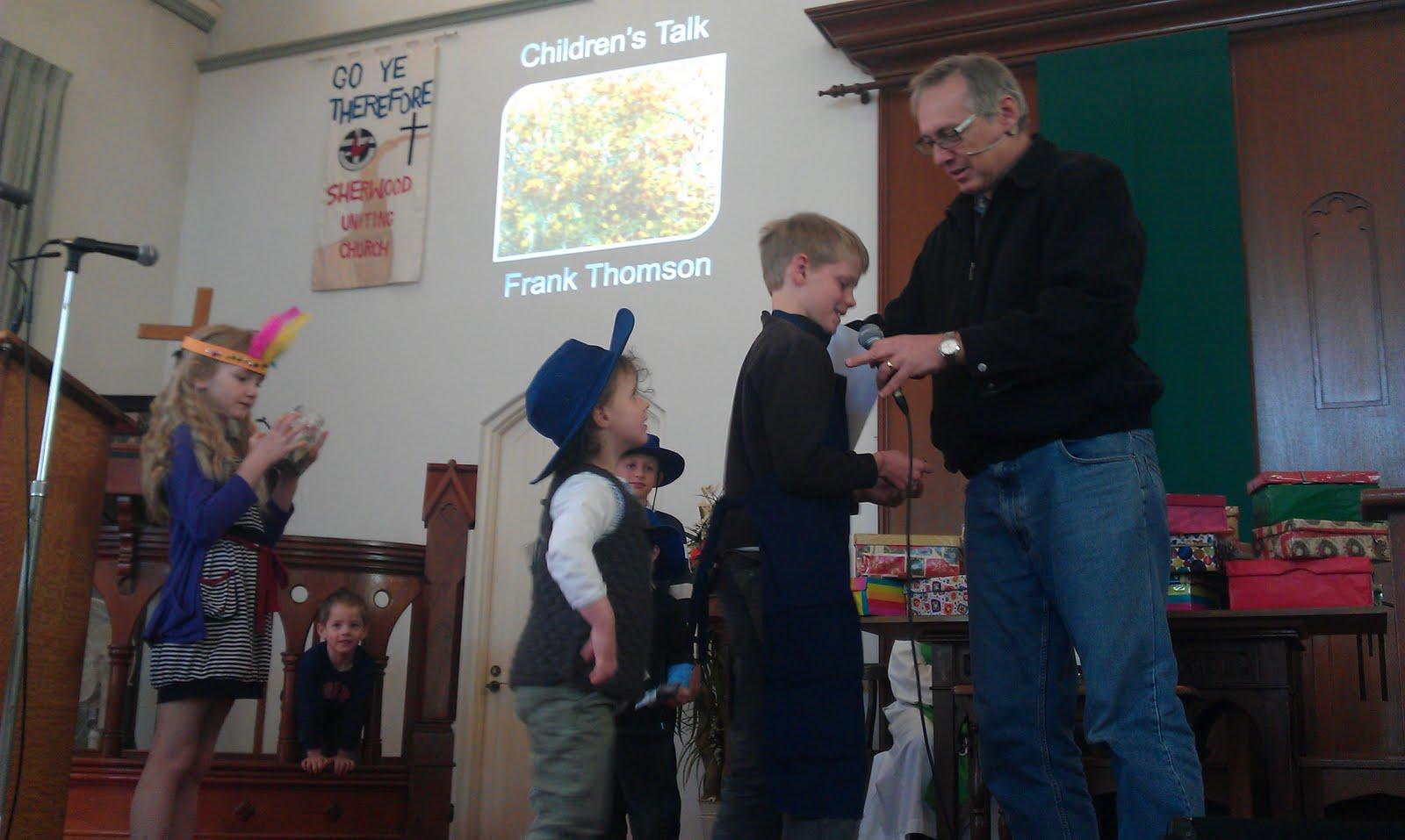Thomson Family Blog Childrens Talk Matthew 18 21 35 The