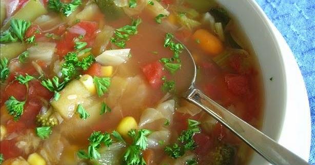 Les soupes pour perdre le poids ~ Sport et Santé