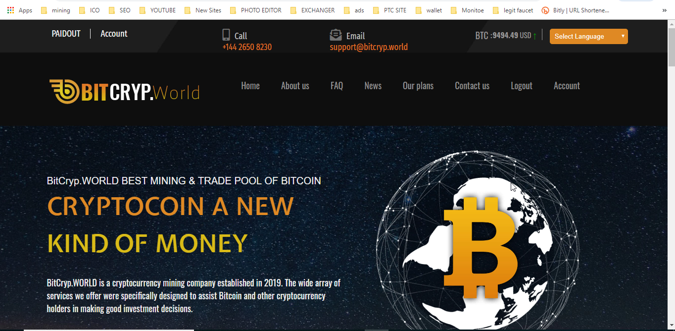 Mining: start Free Bitcoin Mining And Earn Free Cryptocurrency