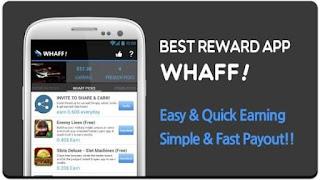 whaff rewards aplikasi penghasil pulsa gratis