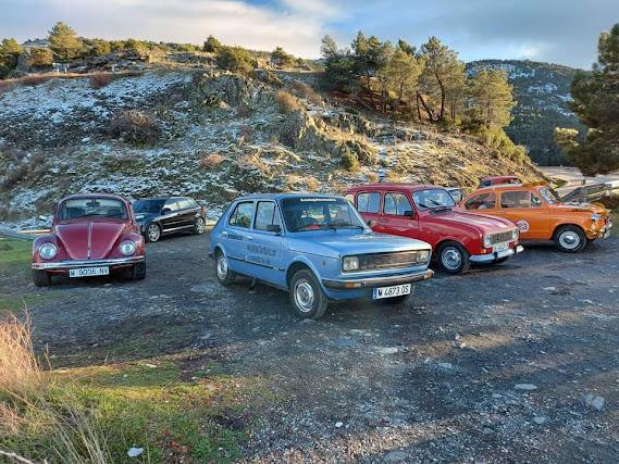 Excursiones en coche clásico