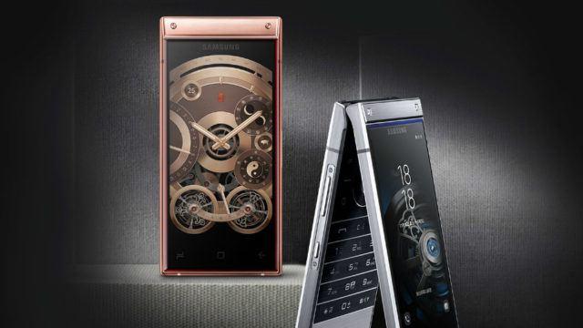 Samsung W2019 diluncurkan secara Resmi