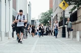 Manfaat berjalan kaki bagi kesehatan