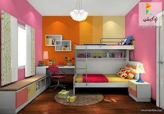 Modern Children's Rooms For Girls