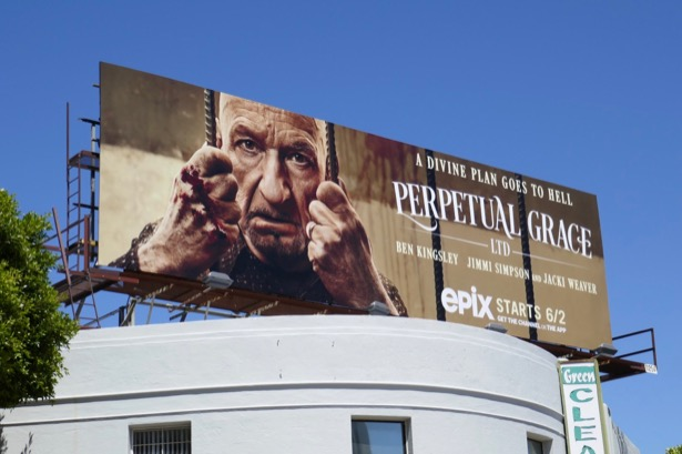 Perpetual Grace Ltd series billboard
