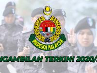 Jabatan Imigresen Malaysia 2020/2021