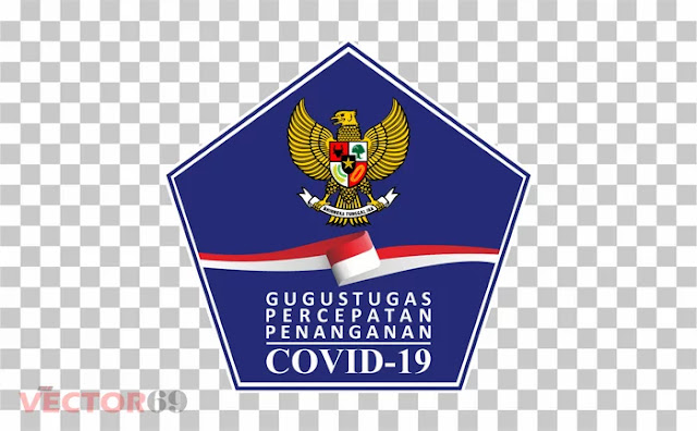 Logo Gugus Tugas COVID-19 - Download Vector File PNG (Portable Network Graphics)
