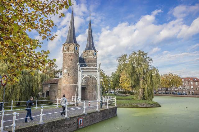 """هولندا .. تعرف على مدينة دلفت """"Delft"""" الخلابة"""