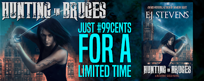 FLASH SALE: Hunting in Bruges #99cents urban fantasy