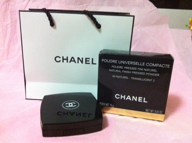 Dolling Up Review Chanel Natural Finish Pressed Powder