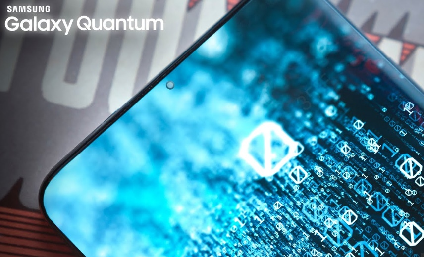 HP Dengan Sistem Keamanan Khusus, Samsung Galaxy A Quantum