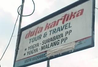 Travel Bandara Juanda ke Jogja
